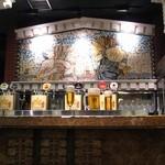 銀座ライオン - ビールカウンター