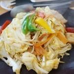 JAZZ麺 2.7 - 旨辛野菜炒め 600円