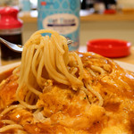 スパゲティ コモ - 麺リフト