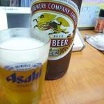 西成一番本店 - 瓶ビール