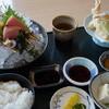 ゆらり内海 - 料理写真:媛貴海の炙りと刺身御膳