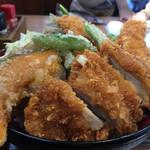 みよしや - 料理写真:極み丼 1200円