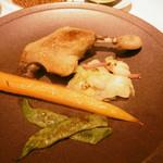 ル・ビストロ クー ドポール - 鴨のコンフィ