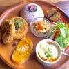 農カフェhakari - 料理写真:hakariプレート