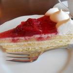 大観 - 2016.4:苺のケーキ