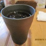 風和里 - アイスティー+50円