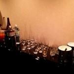 エンジェルフェイク - 2階貸し切り時のセルフ利用可の酒ドリンク類