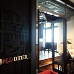 WORLD DINER - エントランス