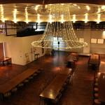 レストラン サッポロ - 最大120席ご準備出来ます。