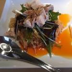 香港麺専家 天記 - よだれ鶏の和え麺