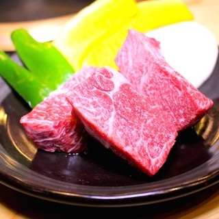 【松阪牛を相場より安く提供をモットーに!】