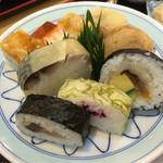 いづ松 - 京寿司1400円税別