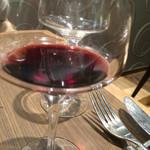 ダルマット - 今日のグラス赤《だいふん飲んじゃいました)       モンテプルチャーノ レゼルバ