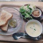しろくまジャム - パンとスープとデリ ¥648