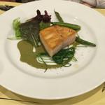 イルチッチォーネ - カジキマグロのソテー
