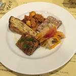 イルチッチォーネ - 前菜盛合せ