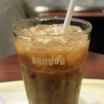 ドトールコーヒーショップ - 定番のアイスコーヒーだよ