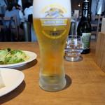 ポロポロ - 生ビール(600円)