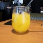 ポロポロ - 食後のオレンジジュース