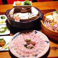 阿留酎 - 秋から冬にかけて心と体に沁み込む温かさ、肉と魚と野菜の栄養が豊富¥3000(一人)予約