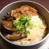米作 - 料理写真:さけ釜めし