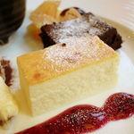 Bisutorodaburyu - あま~いチーズケーキ