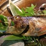 葉っぱがシェフ - 料理写真:かさごjomon鍋料理