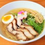 汐ラーメン -壱 (鶏チャ)