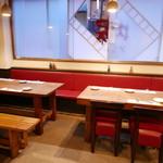 韓国料理 内房 - 内観