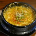 50414187 - 豆腐チゲ
