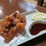魚好亭 - 蛸の唐揚げ2