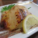 魚好亭 - 鰆の味噌漬け焼き2