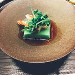50414789 - うすいえんどう豆の豆腐