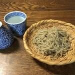 凡味 そばきり - せいろそば(780円)