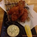 魚輝水産 - カキフライ