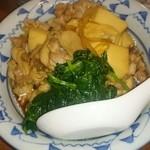 大衆割烹 三州屋 - 肉豆腐