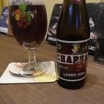Beer House ALNILAM - 2016.04 CHAPEAU Kriek