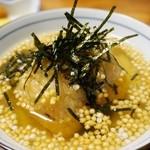 柿右衛門 - 焼おに茶漬け(472円)