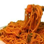 クリスナキッチン 本格インド・ネパール料理店 - カレー味の絶品カレーパスタ