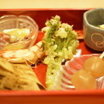 銀山温泉 旅館 藤屋 - 料理写真:夕食2(前菜)