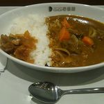 CoCo壱番屋 - 鹿肉カレー906円(税込)