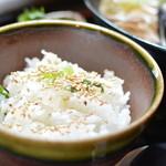 伊豆の華 - おしん飯