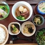 軽井沢 庵 大嶋 - 料理写真: