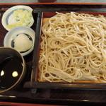 武蔵庵 - 料理写真:もり