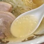 しおじん - スープ(塩)