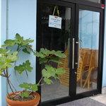 カフェコルソマルケ38 - 入り口