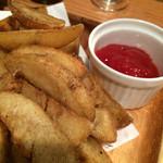 牡蠣とシャンパン 牡蠣ベロ - プライドポテト