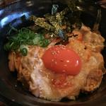 鶏屋 國型製作所 - 親子丼
