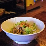 台湾小吃 花蓮 - 乾麺