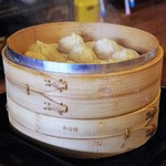 台湾小吃「花蓮」 - 料理写真:小籠包